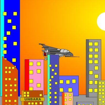 Tutorial Membuat Animasi Pesawat Tempur dengan Flash