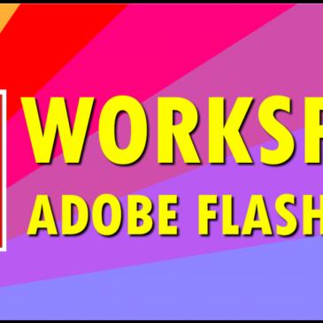 Mengenal Workspace Adobe Flash CS 6